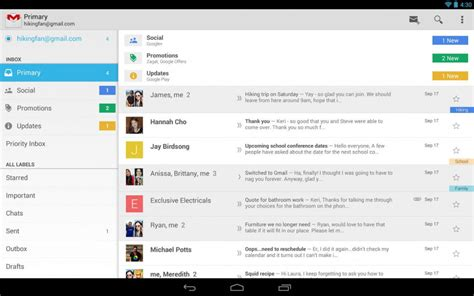 android gmail gmail android app downloaded one billion times on play store digital trends