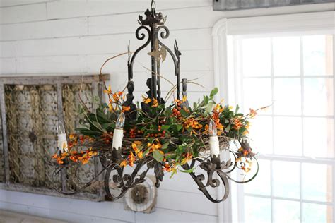 fall chandelier decorations fall decorating tips magnolia market