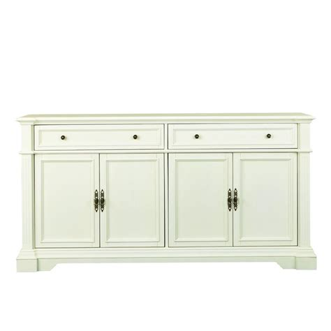 Home Decorators Buffet by Home Decorators Collection Bufford Antique Ivory Buffet