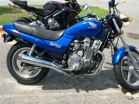 1993 honda nighthawk 750 buy 1993 honda cb750 nighthawk on 2040 motos