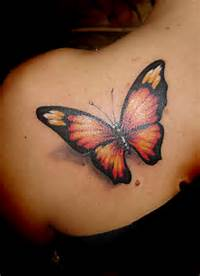 The Meaning Of Butterfly Tattoos