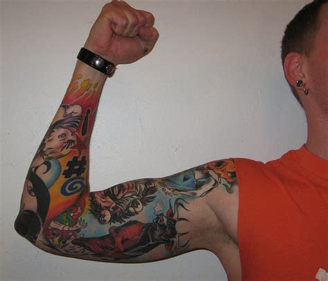 colorful tattoo sleeve designs sleeve ideas 15 awesome sleeve tattoos designs