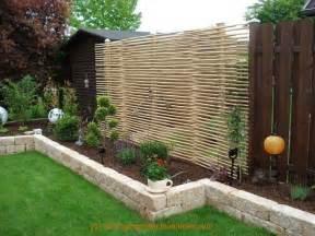 gartengestaltung ideen sichtschutz gartengestaltung ideen sichtschutz sichtschutz zaun oder gartenmauer ideen f r gartengestaltung