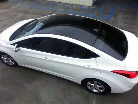 Where To Vinyl Wrap My Car - car roof vinyl wrap installation service