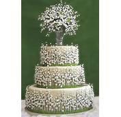 Gold Wedding  Rusting Cake 2058528 Weddbook