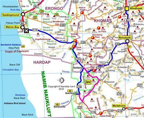 printable road map of namibia pretoria airport check out pretoria airport cntravel