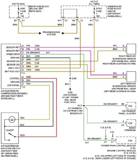 2008 chevy silverado stock radio wiring diagram chevrolet