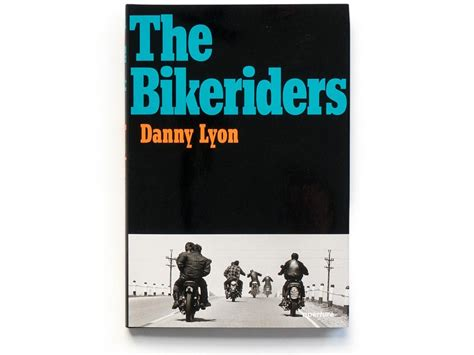 libro danny lyon the bikeriders the bikeriders by danny lyon signed book magnum photos