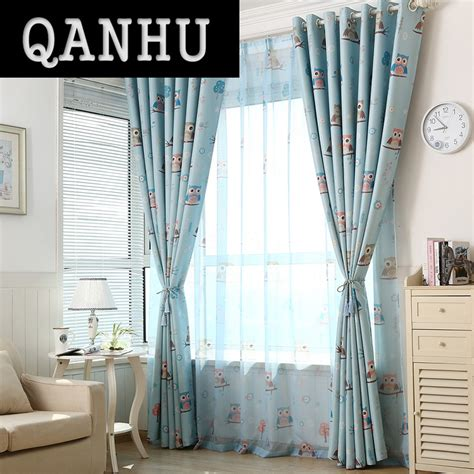 owl bedroom curtains online get cheap owl curtains aliexpress com alibaba group