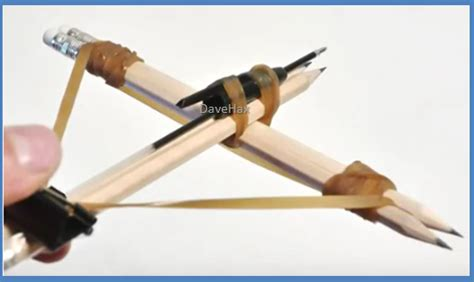 Office Supplies Crossbow Shake Stress At Work With This Diy Office