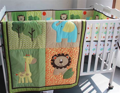 deer crib bedding set popular deer baby bedding sets buy cheap deer baby bedding