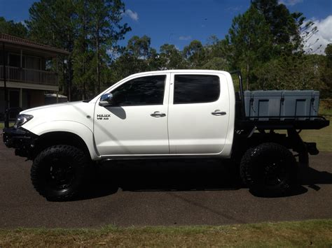 lifted toyota tas for sale 2011 toyota hilux sr5 4x4 ggn25r my11 upgrade car