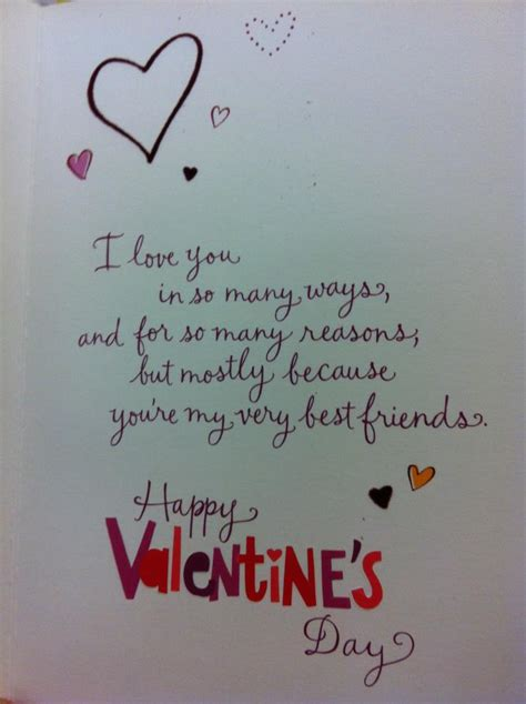 family valentines day quotes valentines day sayings for friends and family
