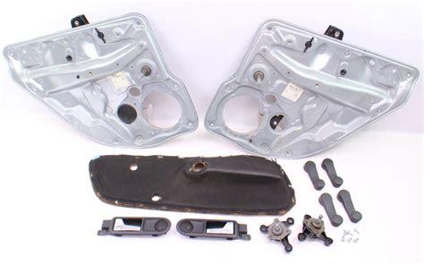 manual crank window conversion swap kit   vw jetta golf mk genuine parts