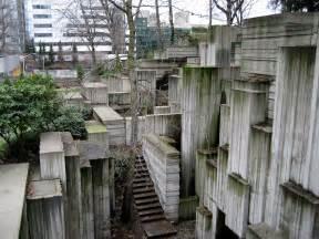 Landscape Architecture Seattle Freeway Park Seattle By Halprin Associates