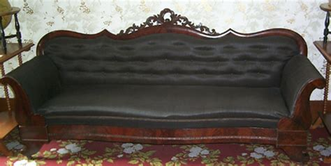 Upholstery Fabric Pictures Abraham Lincoln S Sofa From His Springfield Home Liho1059