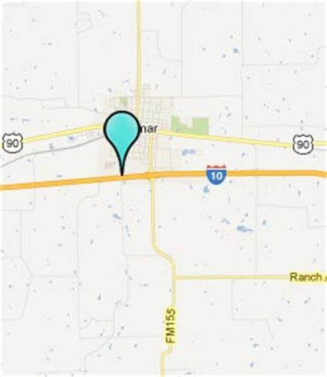 weimar texas map weimar texas hotels motels see all discounts