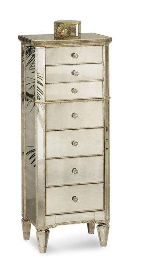 Borghese Mirrored Armoire by Bassett Mirror Company Quot Borghese Quot Jewelry Armoire Item