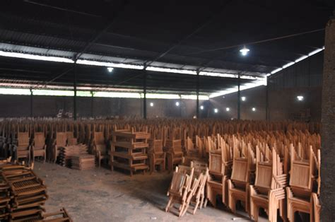 furniture industry teak furniture manufacturer from indonesia