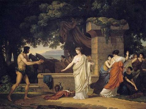 tag mythologie louis gauffier nausicaa tags odyssey odysseus