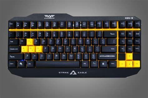 Keyboard Gaming Armaggeddon 5 Armaggeddon Strike Eagle Mki 3 Mechanical Gaming Keyboard Switches Strikeeagle Mki 3
