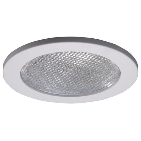 halo shower light trim halo shower light with satin white trim ring 4 inch
