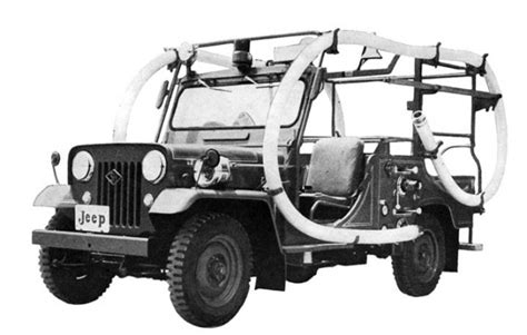japanese jeep fire police industry vehicles ewillys page 9