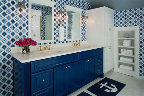 45 blue master bathroom ideas for 2018