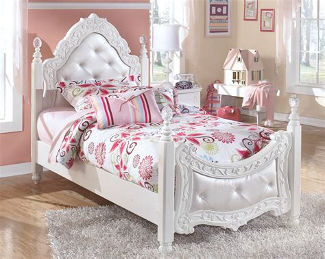 exquisite poster bedroom set exquisite poster bedroom set from ashley asl b188 71 82n