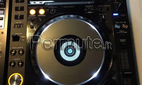 console dj usate pioneer console dj ergo pioneer siracusa usato in permuta mixer