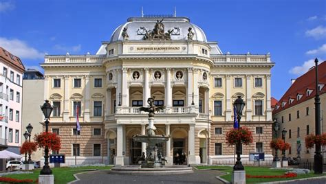 Neoclassical House by Things To Do In Bratislava Slovakia Tours Amp Sightseeing
