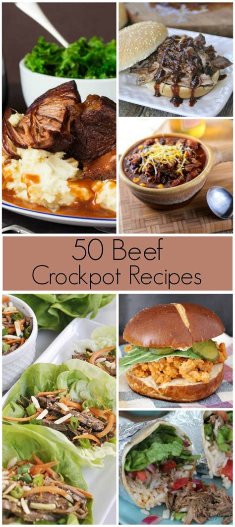 50 beef slow cooker recipes the jenny evolution