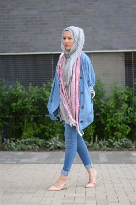 outfit trends ideas to wear outfits hairstyle hijab fashion latest women casual hijab styles with jeans trends 2017 2018