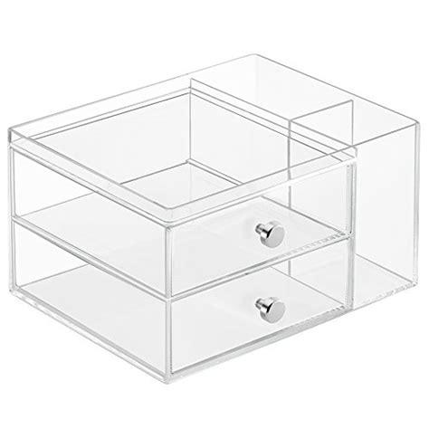 Vanity Cabinet Organizer by Interdesign Clarity Cosmetic Organizer For Vanity Cabinet