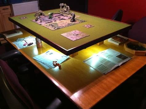 Https Www Google Com Search Q Rpg Gaming Table Plans Rpg Gaming Table