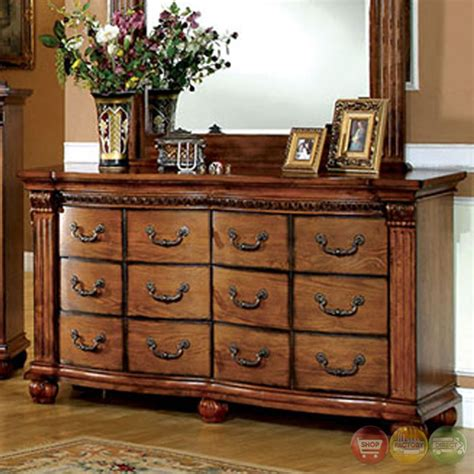 antique oak bedroom furniture bellagrand luxurious antique tobacco oak bedroom set