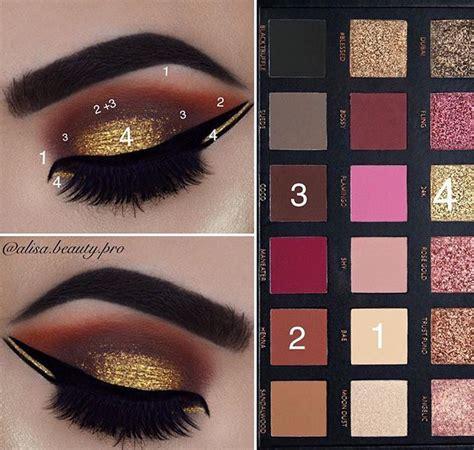 Eyeshadow Huda best 25 huda eyeshadow palette ideas on