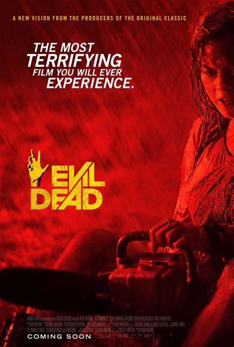 evil dead dvd release date redbox netflix itunes amazon