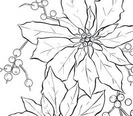 poinsettia coloring page printable poinsettia coloring pages coloring me