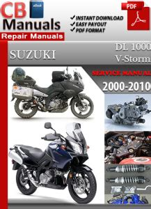 suzuki dl1000 v strom factory service repair manual pdf pdfsr com suzuki dl 1000 v strom 2000 2010 service manual free download service repair manuals