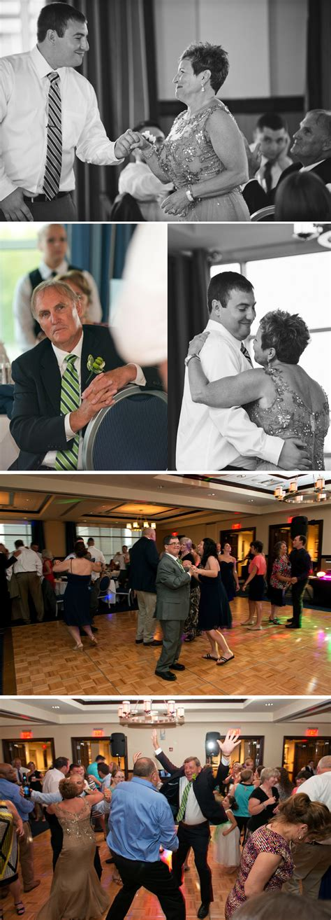 party boat erie pa julie chris navy green summer wedding on lake erie