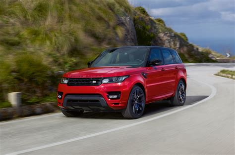 black land rover 2016 2016 land rover range rover sport reviews and rating