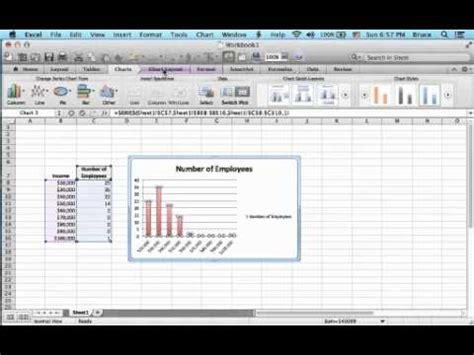 tutorial excel mac full download histogram using statplus histogram for mac