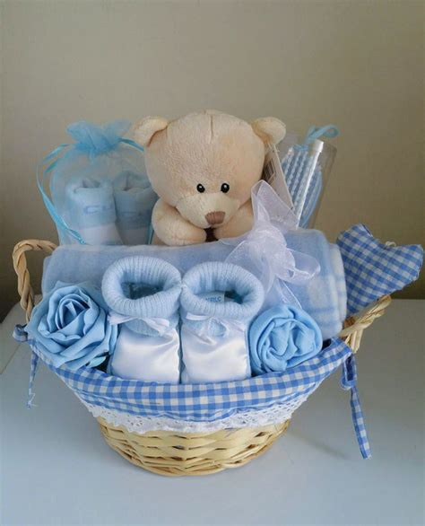 Handmade Baby Baskets - 90 lovely diy baby shower baskets for presenting