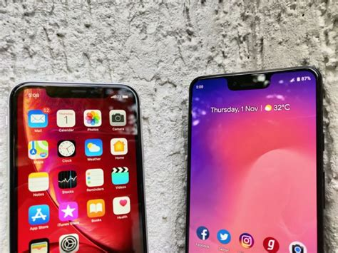iphone xr vs pixel 3 xl the apple photography battle wages on