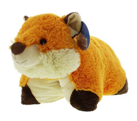 Pillow Pets Nz by Pillow Pets Fuzzy Fox At Mighty Ape Nz