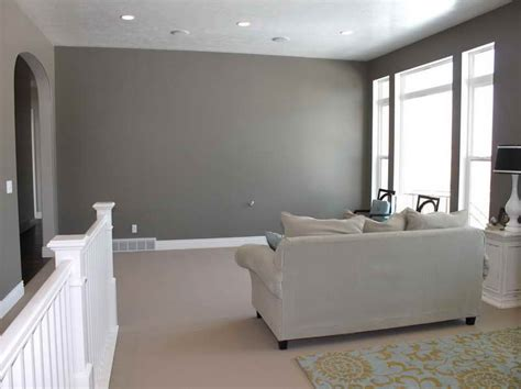 Gray Interior Paint | interior best gray paint colors for home with single