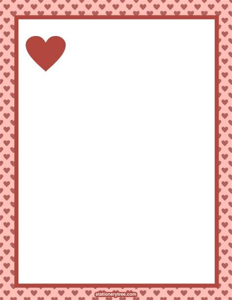 printable valentine paper 41 best images about borders hearts on pinterest black