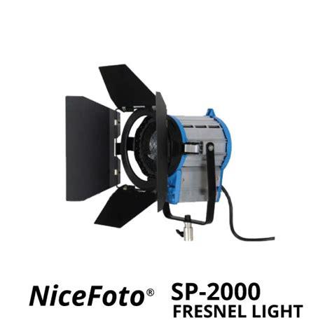 Nicefoto Fresnel Light Sp 2000 by Nicefoto Fresnel Light Sp 2000 Harga Dan Spesifikasi