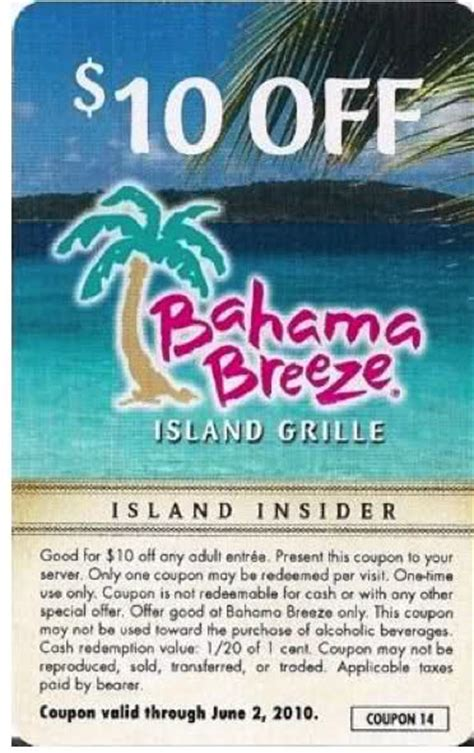 bahama breeze coupons printable formula coupons 2017 2018 best cars reviews